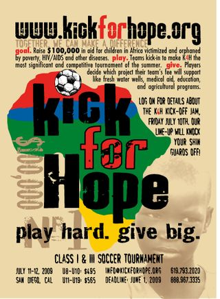 Kick for Hope Ad ctp