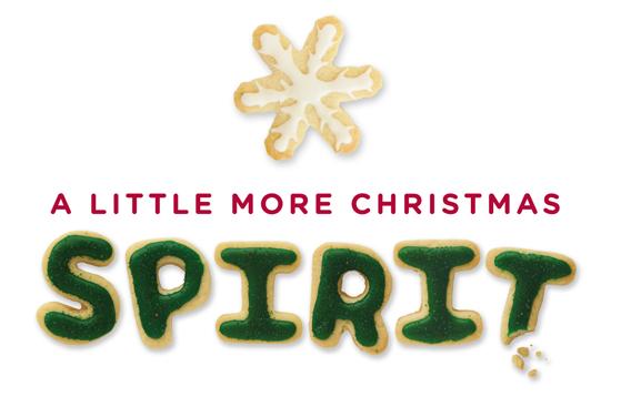SPIRIT series graphic