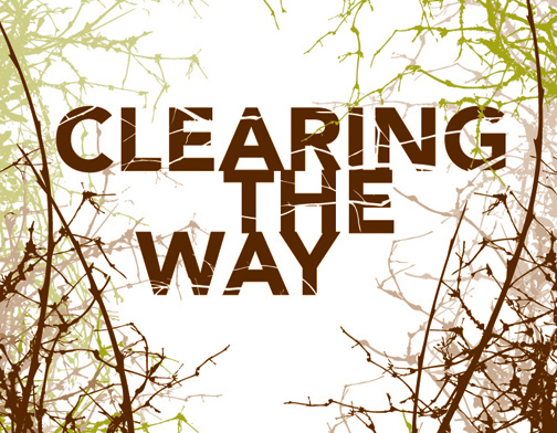 Clearing the way small